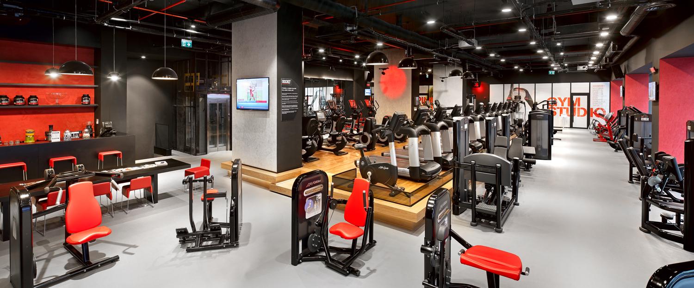 Boost for Salon de fitness